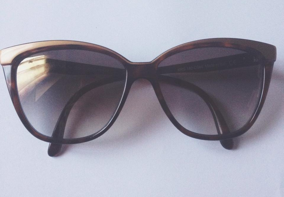 check-out 8ec24 0a91d Touch Eyewear: sunglasses like a diva